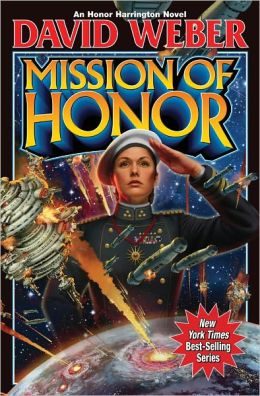 Mission of Honor (Honor Harrington Series #12)