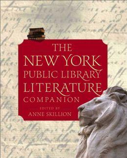 The New York Public Library Literature Companion