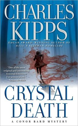 Crystal Death (Conor Bard Series #2)
