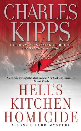 Hell's Kitchen Homicide (Conor Bard Series #1)