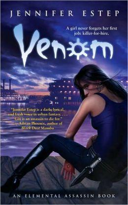 Venom (Elemental Assassin Series #3)
