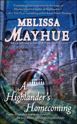 A Highlander's Homecoming (Daughters of the Glen Series #6)