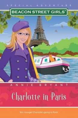 Charlotte in Paris (Beacon Street Girls Special Adventure Series)