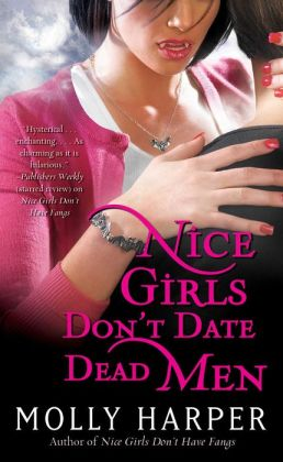 Nice Girls Don't Date Dead Men (Jane Jameson Series #2)