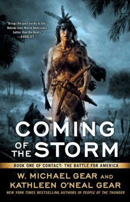 Coming of the Storm (Contact: The Battle for America Series #1)