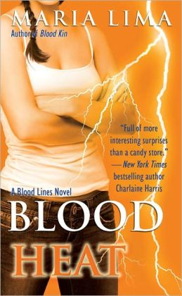 Blood Heat (Blood Lines Series #4)