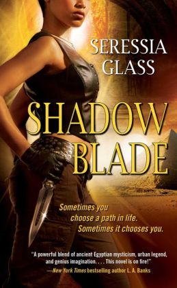 Shadow Blade (Shadowchasers Series #1)