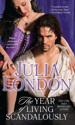 The Year of Living Scandalously (Secrets of Hadley Green Series #1)