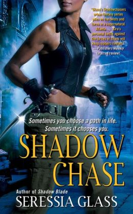 Shadow Chase (Shadowchasers Series #2)
