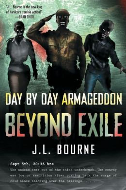 Beyond Exile (Day by Day Armageddon Series)