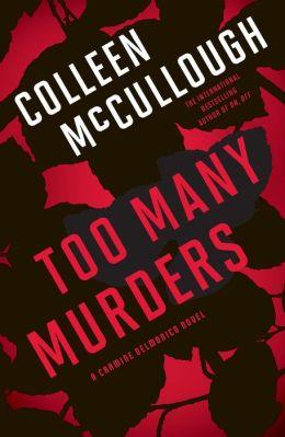 Too Many Murders (Carmine Delmonico Series #2)