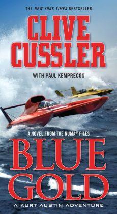 Blue Gold: A Kurt Austin Adventure (NUMA Files Series)