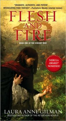 Flesh and Fire (Vineart War Series #1)