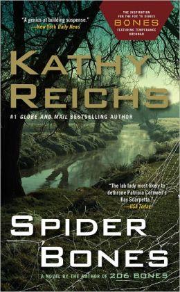 Spider Bones (Temperance Brennan Series #13)