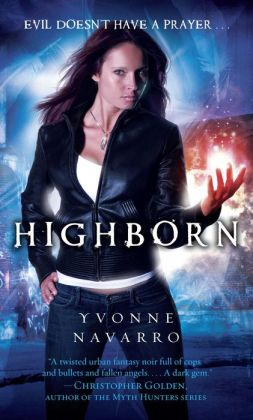 Highborn (Dark Redemption Series #1)