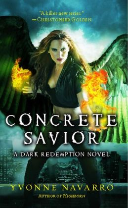 Concrete Savior (Dark Redemption Series #2)