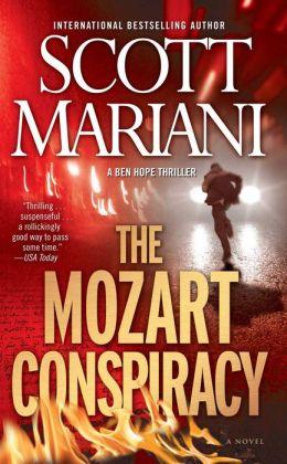 The Mozart Conspiracy (Ben Hope Series #2)