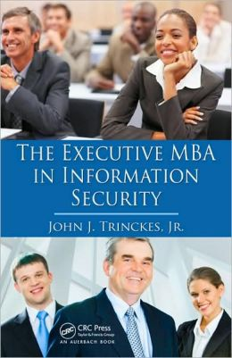 Executive MBA in Information Security