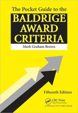 Pocket Guide to the Baderige Criteria - 15th Edition