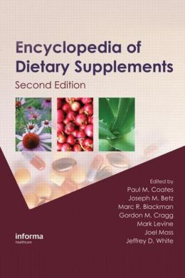 Encyclopedia of Dietary Supplements