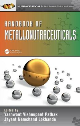 Handbook of Metallonutraceuticals