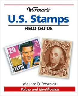 Warman's U.S. Stamps Field Guide: Values & Identification