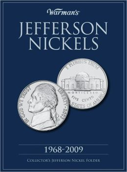 Jefferson Nickel 1968-2009 Collector's Folder