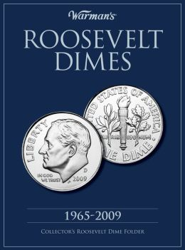 Roosevelt Dime 1965-2009 Collector's Folder