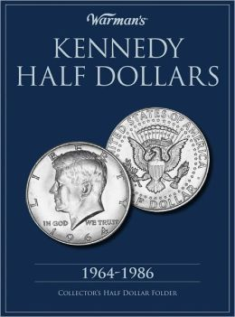 Kennedy Half Dollar 1964-1986 Collector's Folder