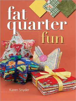 Fat Quarter Fun (PagePerfect NOOK Book)