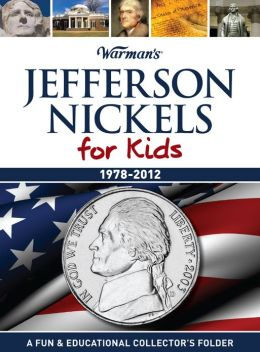Jefferson Nickels for Kids: 1968-2012 Collector's Jefferson Nickel Folder