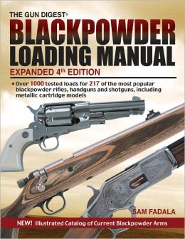 Black Powder Loading Manual (PagePerfect NOOK Book)