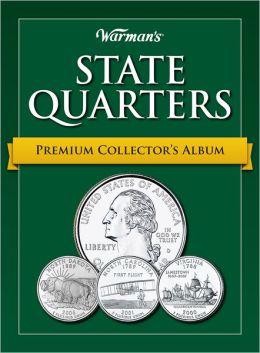 Warman's Premium State Quarter Album