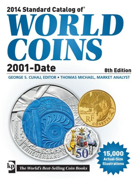2014 Standard Catalog of World Coins, 2001-Date