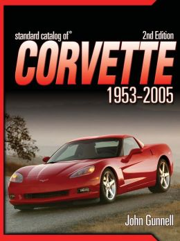 Standard Catalog of Corvette 1953-2005 CD