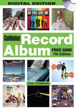 Goldmine Record Album Price Guide CD