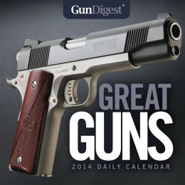 2014 Great Guns Daily Box Calendar