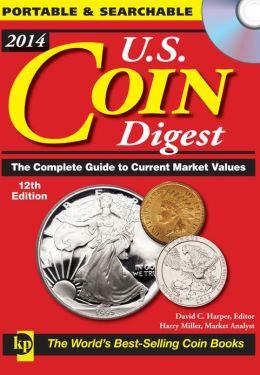 2014 U.S. Coin Digest CD