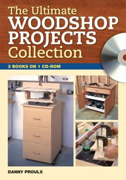 The Ultimate Woodshop Projects Collection