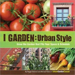 I Garden - Urban Style (PagePerfect NOOK Book)