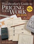 Dan Ramsey - The Woodworker's Guide to Pricing Your Work (PagePerfect NOOK Book)