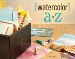 Watercolor A to Z (PagePerfect NOOK Book)