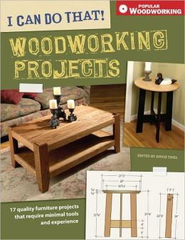 I Can Do That! Woodworking Projects (PagePerfect NOOK Book)