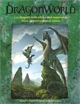 DragonWorld: Amazing dragons, advice and inspiration from the artists of deviantART (PagePerfect NOOK Book)