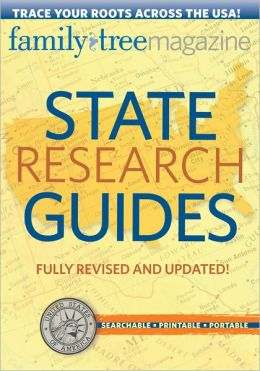 State Research Guides: Trace Your Roots Across the USA