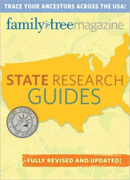 State Research Guides: Trace Your Roots Across the USA (PagePerfect NOOK Book)