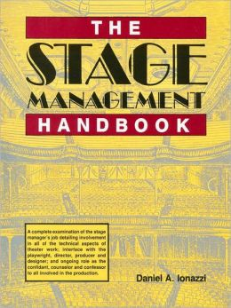 The Stage Management Handbook (PagePerfect NOOK Book)