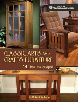 Classic Arts and Crafts Furniture: 14 Timeless Designs
