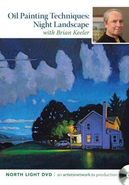 Oil Painting Techniques - Night Landscape