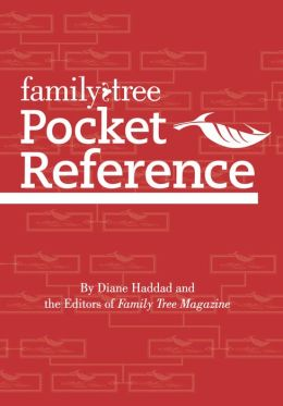 Family Tree Pocket Reference